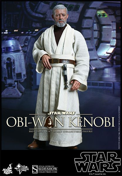 Pre-order Hot Toys Star Wars Obi-wan Kenobi Sixth Scale Figure Star
