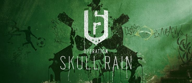Rainbow Six Siege estrena Operation Skull Rain, su nueva expansión, el 2 de agosto