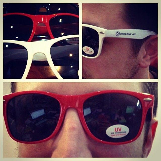 Sweet new Whirlpool Jet shades! #whirlpooljet #swag #retail