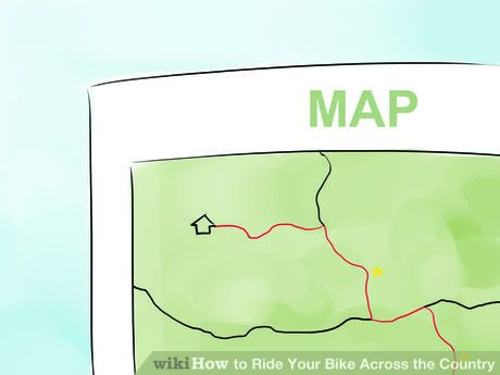 How to bike across America