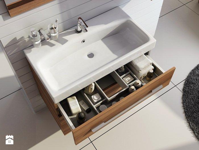 Kosmetyki w łazience – sprytne pomysły na przechowywanie - Homebook.pl