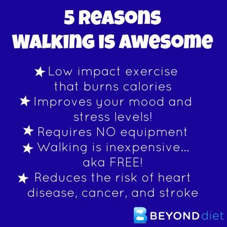 how to walk for exercise