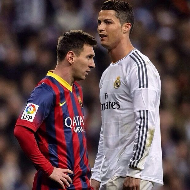 Cristiano Ronaldo I M Not Playing Just Lionel Messi: Real Madrid Vs FCB Cristiano Ronaldo And Leo Messi El