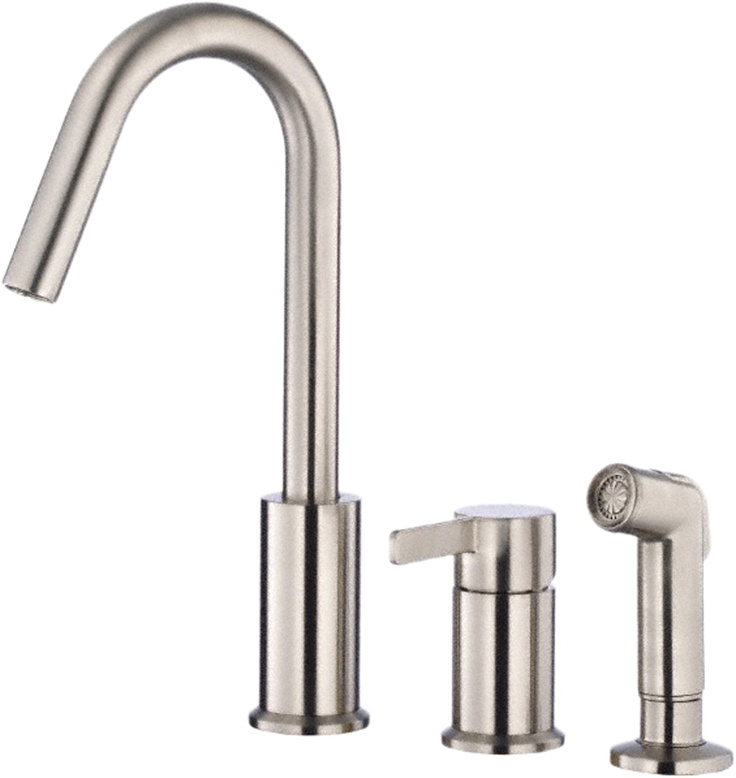 34 best Wyckoff Sink and Faucet Ideas images on Pinterest | Kitchen ...