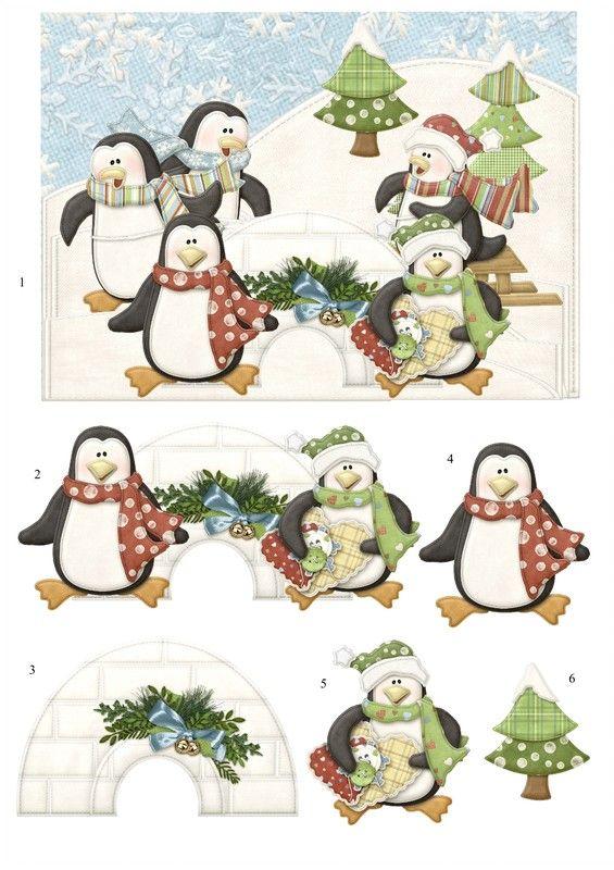 1000 images about 3d sur pinterest baby cards picasa et technique de d co - Decoupage maison a imprimer ...