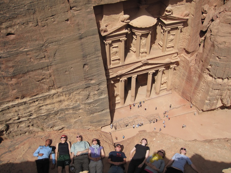 Since 1968, May Seminars have given thousands of Concordia students the chance to travel the globe and witness the wonders of the world. [Jordan]: Concordia Student