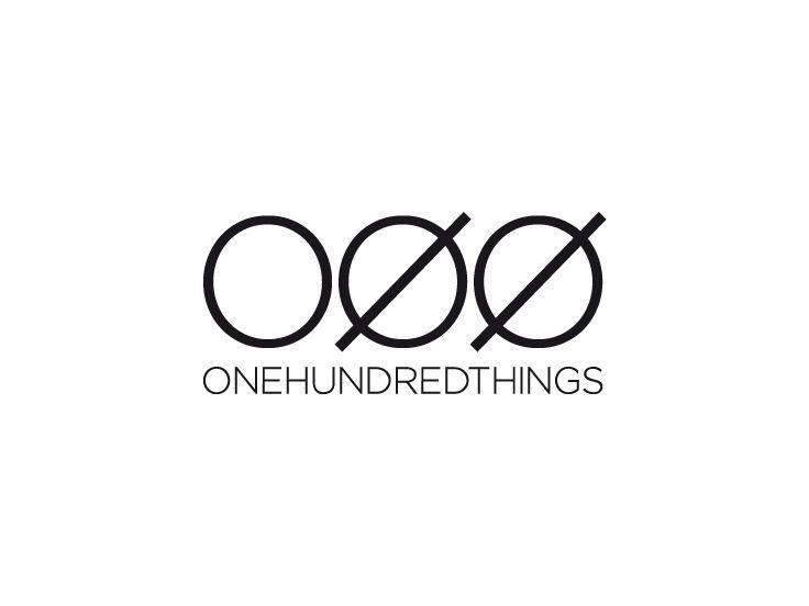 O.H.T. One Hundred Things  www.1hundredthings.com