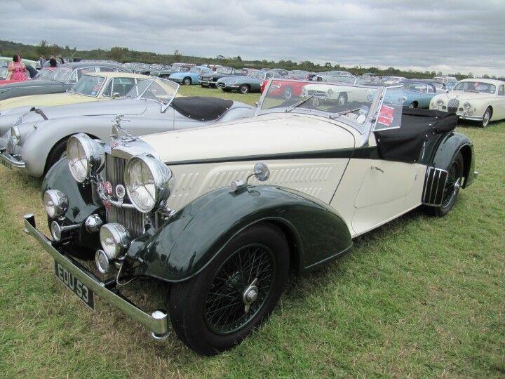 59 best ALVIS images on Pinterest | Br car, British car and Antique