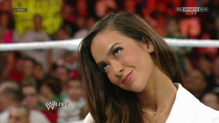 AJ Lee dated many wrestlers in storylines including Daniel Bryan Dolph