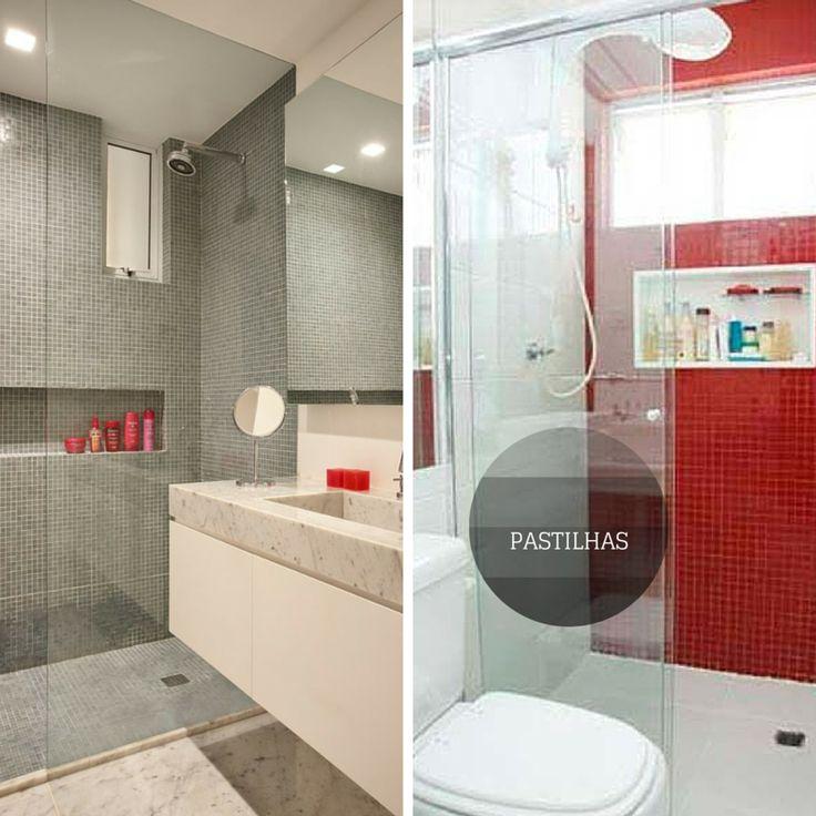 1000+ ideas about Como Decorar Banheiro Pequeno on Pinterest  Small bathroom -> Banheiro Pequeno Como Decorar
