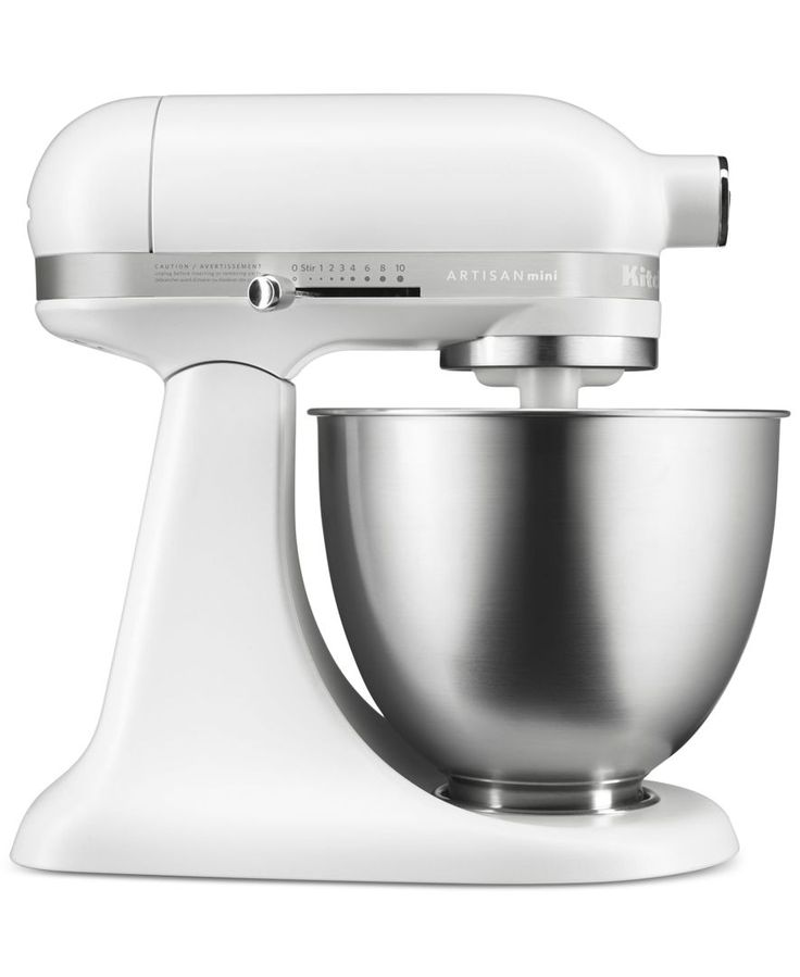 As powerful as the KitchenAid ClassicStand Mixer yet the KitchenAid KSM3311X 3.5 Quart Artisan Mini Stand Mixer is 25% lighter and 20% smaller! Perfect for a range of sweet and savory recipes. from cu