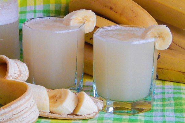 Целебный квас Болотова из банановых шкурок, просто панацея