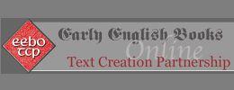Early English Books Online - Text Creation Partnership summary image