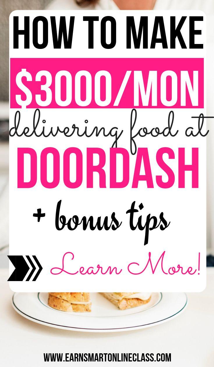 DoorDash Review: Get Paid $750 Per Week to Deliver Food – Smart Ways to Make Money