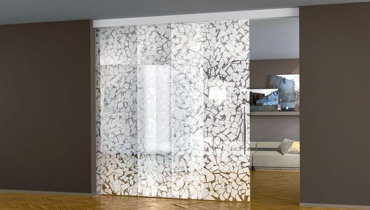 Sliding door / glass / double - BETA: OTT'ANTA - Casali