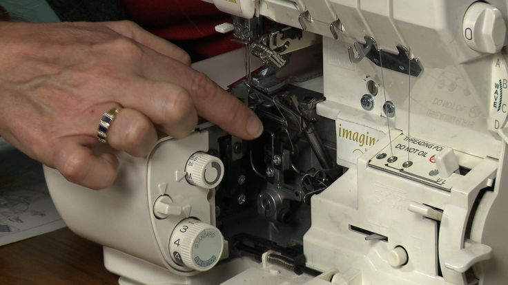 Want to learn how to use a serger? Well this video is perfect for you. Find out the benefits of using a serger and see how fun it can be.