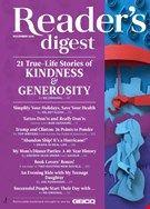 Reader's Digest Magazine 11/1/2016