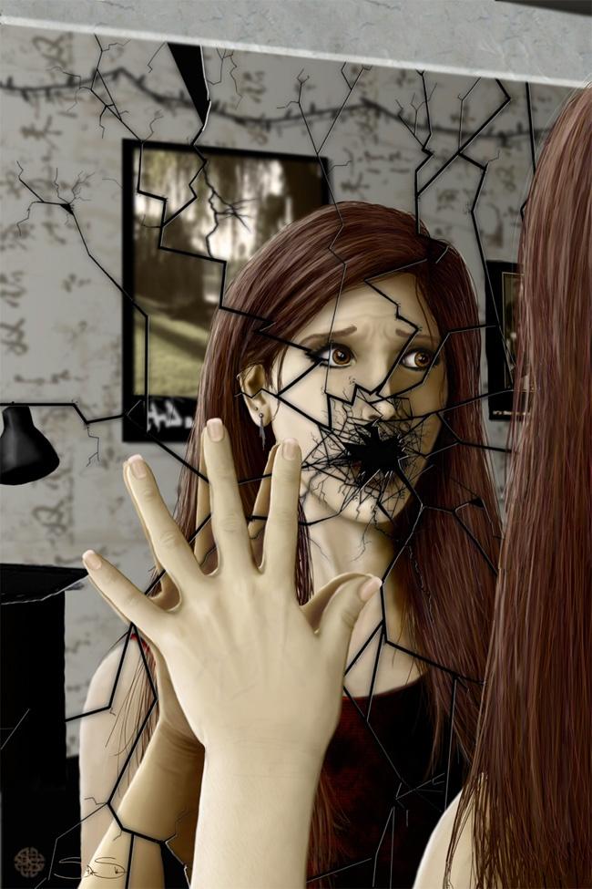 Go away mirror yong junhyung - 5 3