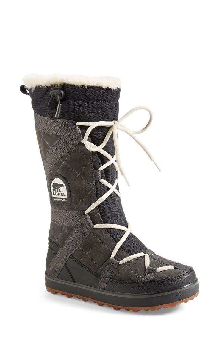 SOREL 'Glacy™ Explorer' Waterproof Boot