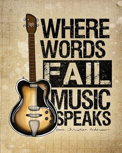 What music speaks to you?