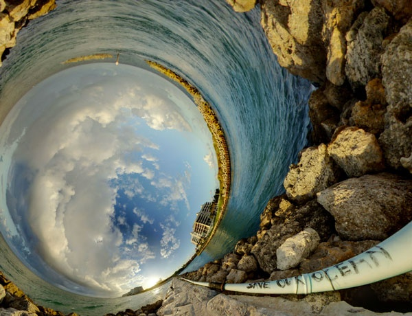 Best Alternate Perspective Images On Pinterest Perspective - Incredible photography will make think wormhole two dimensions
