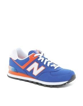 Image 1 of New Balance 574 Trainers