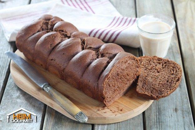 Schokoladen-Brioche