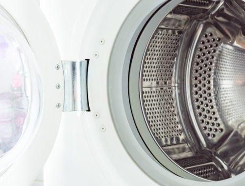 Waschmaschine entkalken mit Zitronensäure