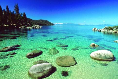 Lake Tahoe  | Elected Most Beautiful Lake in the United States | I want to go back and stay longer!