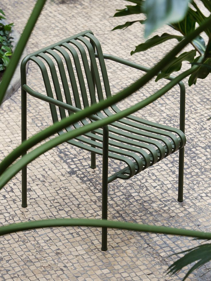 Palissade outdoor chair by HAY
