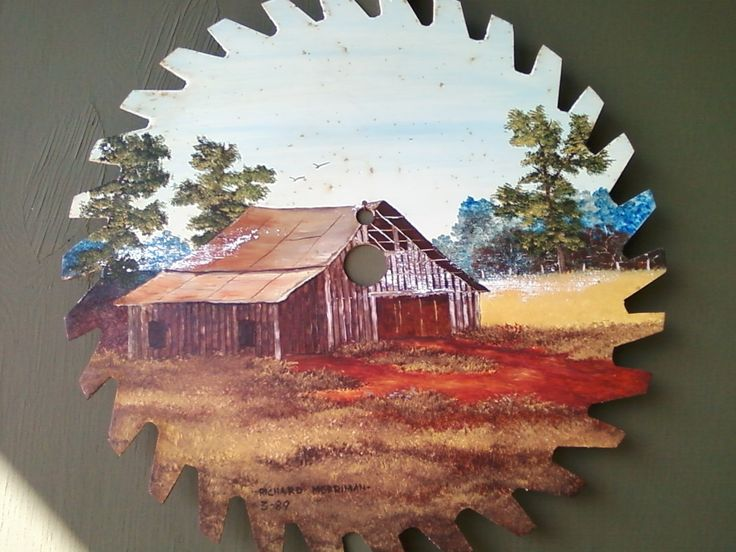 How To Paint Old Hand Saws
