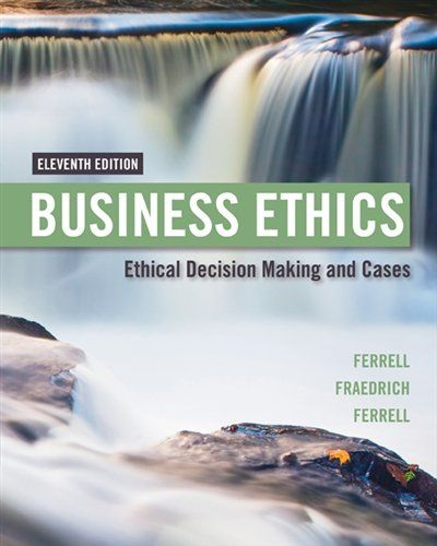 1305500849, Education, O. C. Ferrell - 1305500849 - Business Ethics: Ethical Decision Making & Cases - http://lowpricebooks.co/1305500849-business-ethics-ethical-decision-making-cases/