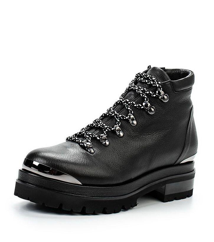 Зимняя обувь 2017. Ботинки в стиле 40-х годов