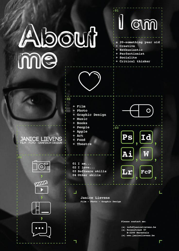 12 best Curriculum Vitae images on Pinterest Resume, Resume design
