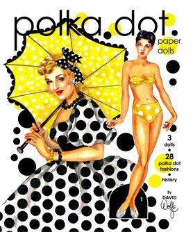 I <3 polka dots!!  Dresses, Headbands, Umbellas  Bikinis .