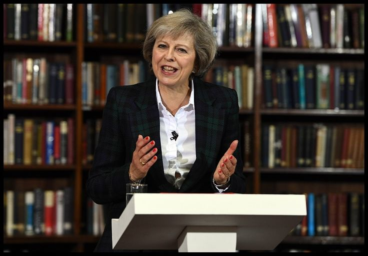 """London:British Home Secretary Theresa May on Monday was confirmed as the new leader of the Conservative Party with """"immediate effect"""" and set to succeed David Cameroon as Prime Minister of Britain on Wednesday. Graham Brady, the chairman of the Conservative 1922 committee that oversaw the leadership campaign confirmed that May, the only remaining candidate in …"""