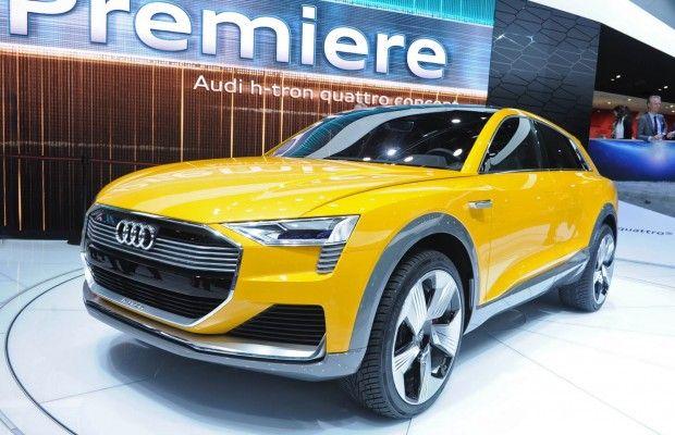 Audi Q6 E-Tron: il SUV elettrico verrà costruito in Belgio