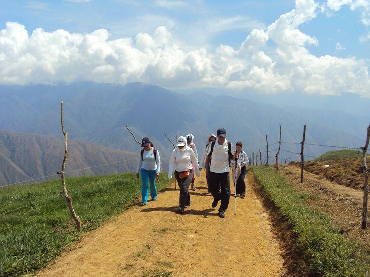 Caminata El Fical a Guayabal – Diciembre 12 de 2010