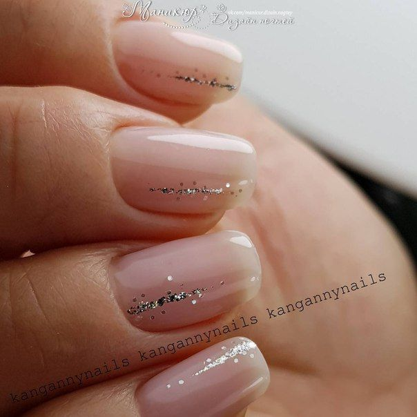 Photo nageldesign schlicht