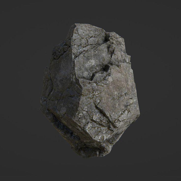 Quixel Material Test - Light Coloured / Limestone Rock, Sam Ibbitson on ArtStation at https://www.artstation.com/artwork/qN8JP