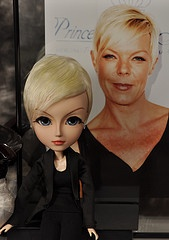 Tabatha Coffey Doll... striking fear into the hearts of hairdessers everywhere... love her, but she scares me to death!!!!