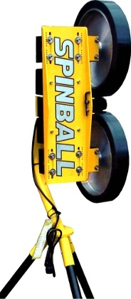 spinball wizard pitching machine for sale