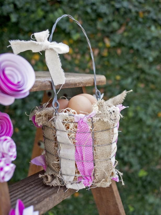 141 best easter ideas images on pinterest bacon recipes 22 clever diy easter basket ideas negle Choice Image