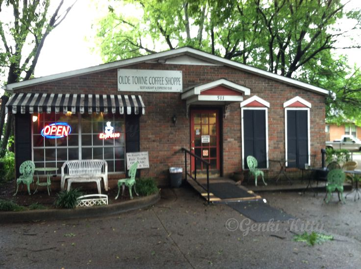 Olde Towne Coffee in Huntsville, Alabama