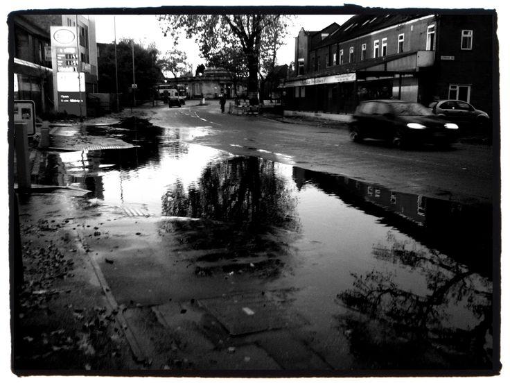 Rainy Chorlton.