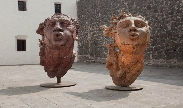 javiermarin.com.mx » Cabeza de hombre / Cabeza de mujer