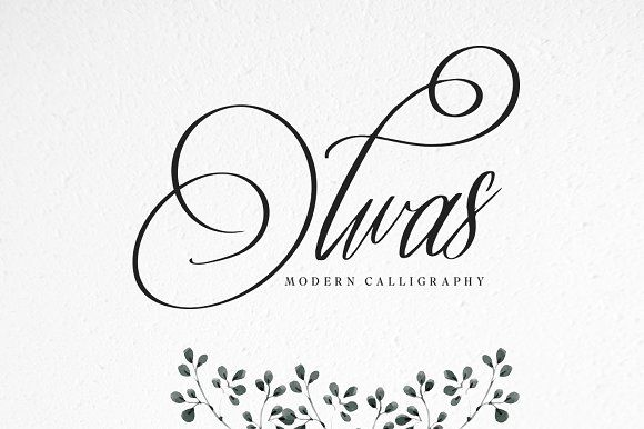 Olwas & Extra by bloomxxvi on @creativemarket