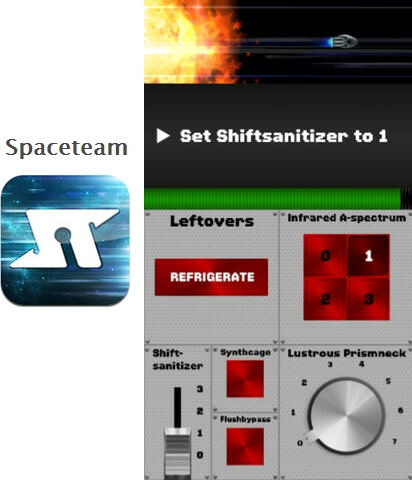 how to play spaceteam app