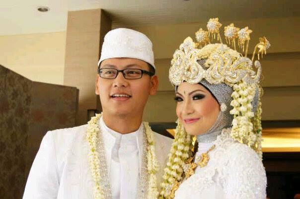 Muslim sundanese wedding, Indonesia