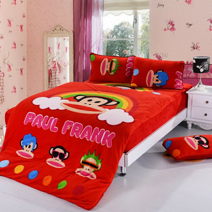 Paul Frank Bedroom In A Box: 17 Best Images About Kids Bedding On Pinterest